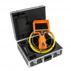 Технический промышленный видеоэндоскоп для инспекции труб WOPSON WPS-710D-SCJ для инспекции, 20 м, с записью - 2