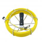 Технический промышленный видеоэндоскоп для инспекции труб Eyoyo WF92 для инспекции, 20 м, с записью - 3